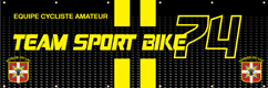 Logo Team Sport Bike 74