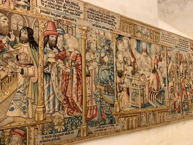 L' Abbaye de la Chaise-Dieu - Fondation Michelin